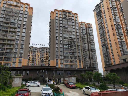 孟关汽贸城农民新村安置房